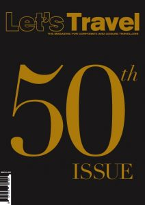 Let's Travel Issue 50 Cover