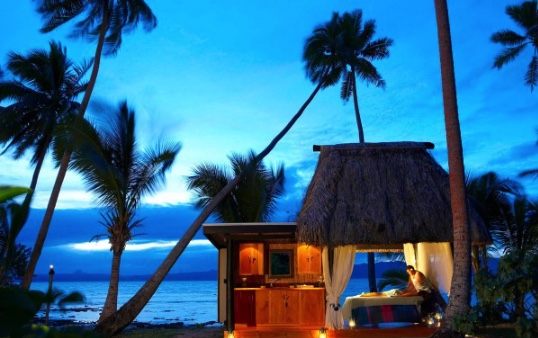 Fiji: Spa Treatments with Local Flair