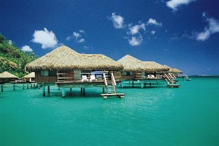 Tahiti celebrates 50 years of Overwater luxury