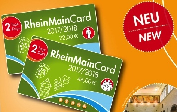 The brand amenity card for the Rhine