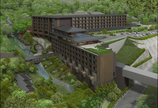 """A New and Unique Japanese """"Onsen"""" Resort"""