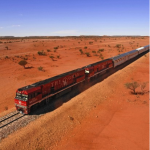The Ghan – Celebrating 80 years