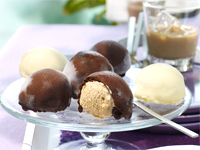 Baileys Ice Cream Pralines