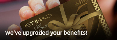Etihad Gold Elite