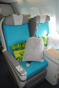 ATN new business class seats