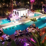 Peppers Beach Club & Spa poolside event