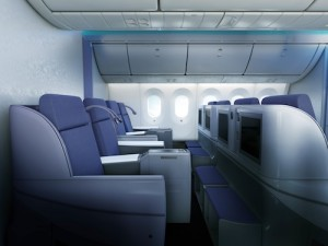 Dreamliner Business Class