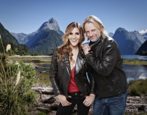 RV Rampage Travel Channel Amanda Byram Henry Cole