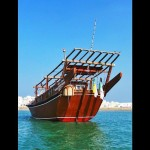 Dhow in Sur