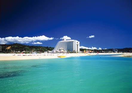 Sheraton Okinawa Sunmarina Resort, Japan