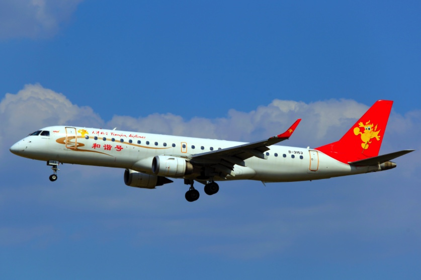 Tianjin Airlines to fly from Auckland