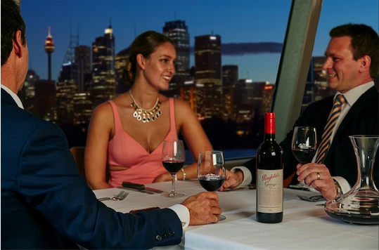 Platinum Penfolds Grange Dinner Cruise