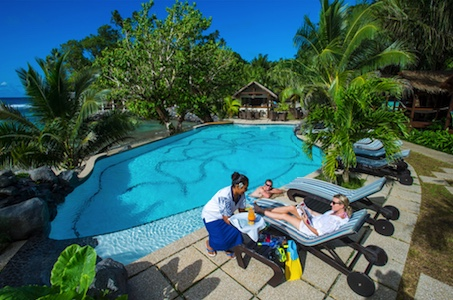 Seabreeze - Samoa's Best Resort